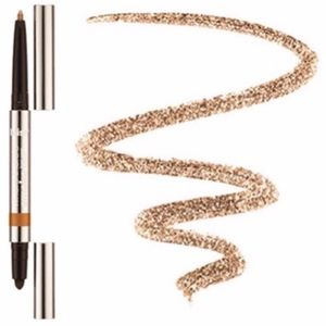 Bliss Long Wear Eyeliner Gold with Smudge Brush